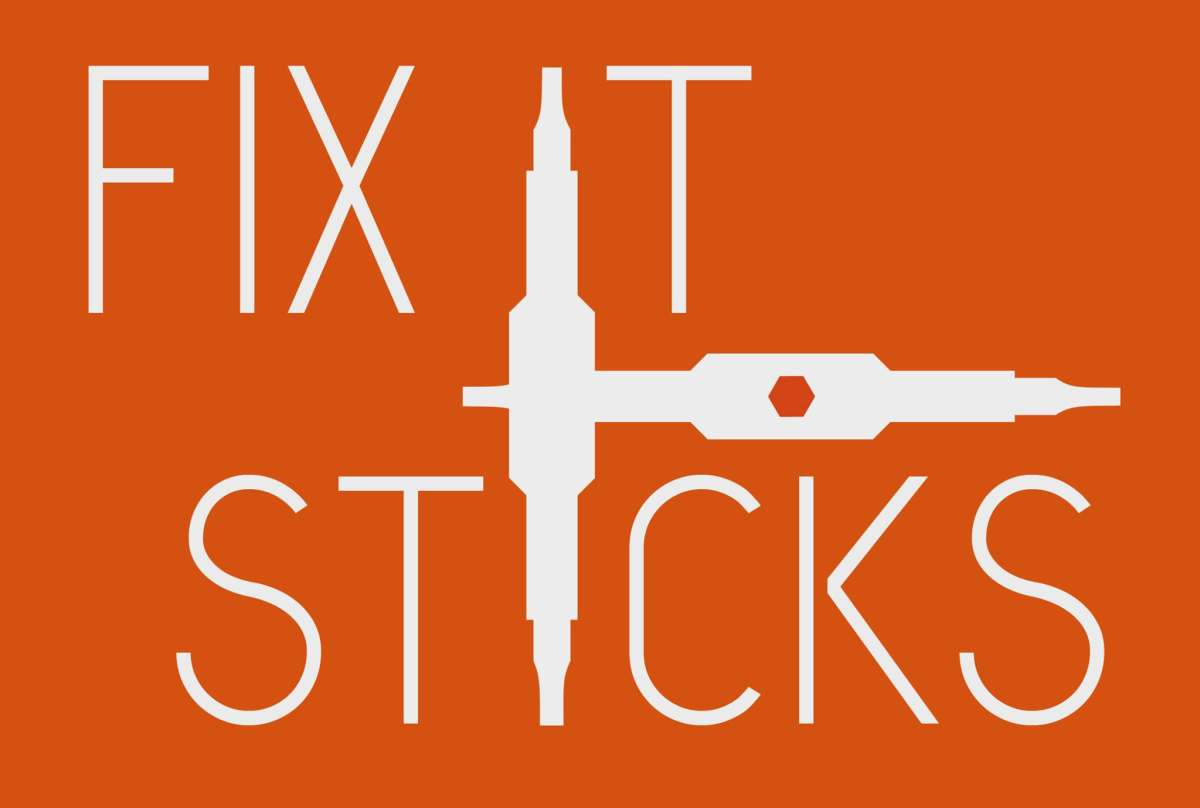 fix it sticks the blend
