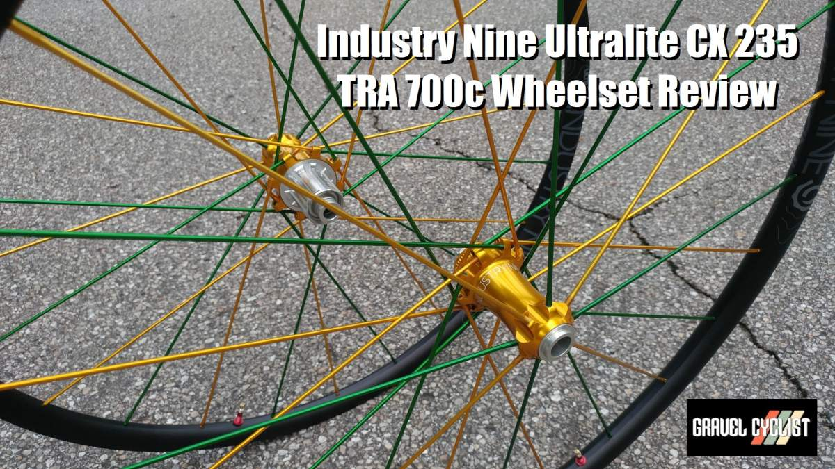 industry nine ultralite cx 235 tra wheelset review