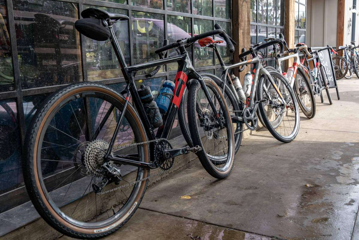 Photos from 2019 Gravel Camp Day 1