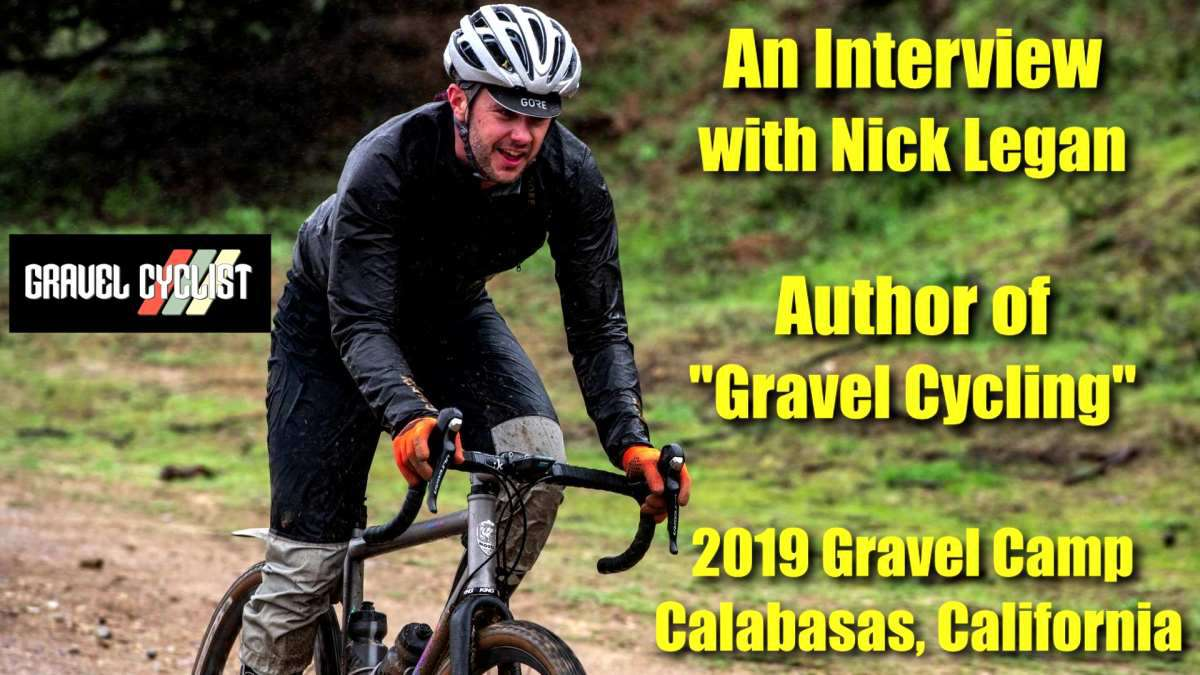 nick legan interview gravel cycling