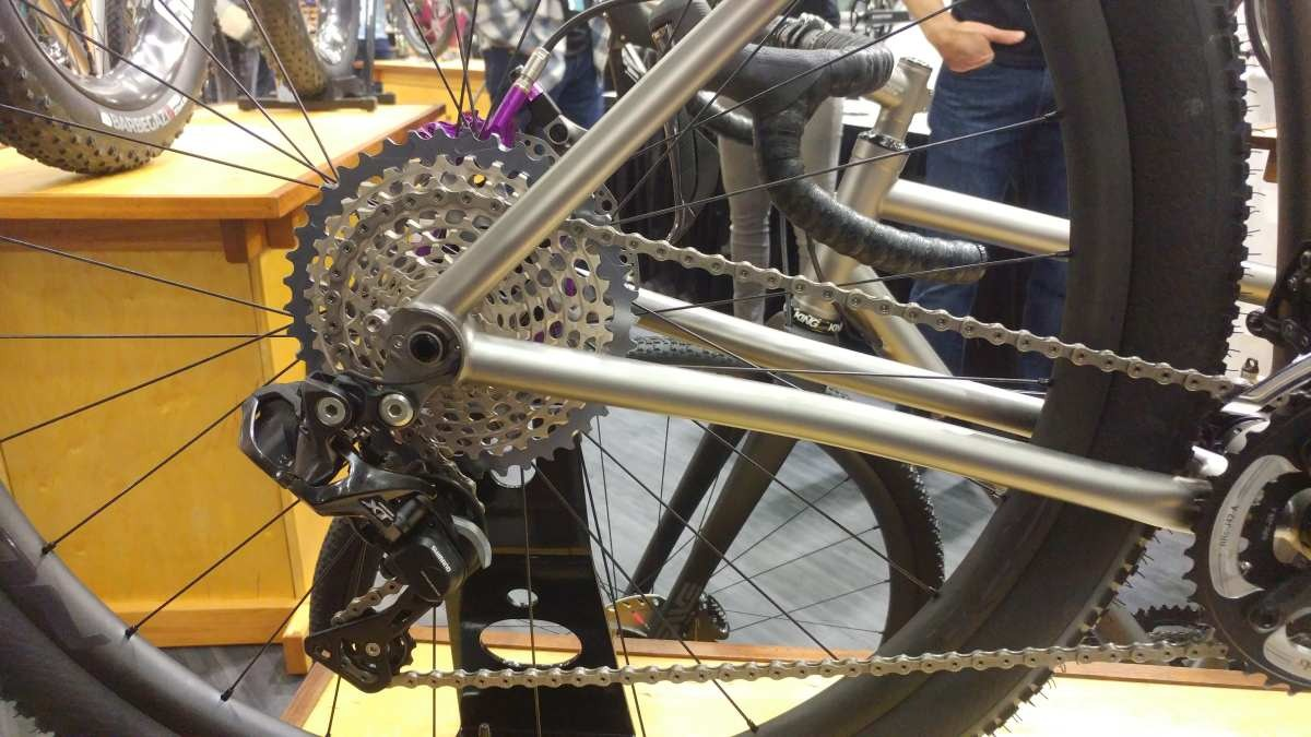 bingham built monster cross bike nahbs 2019