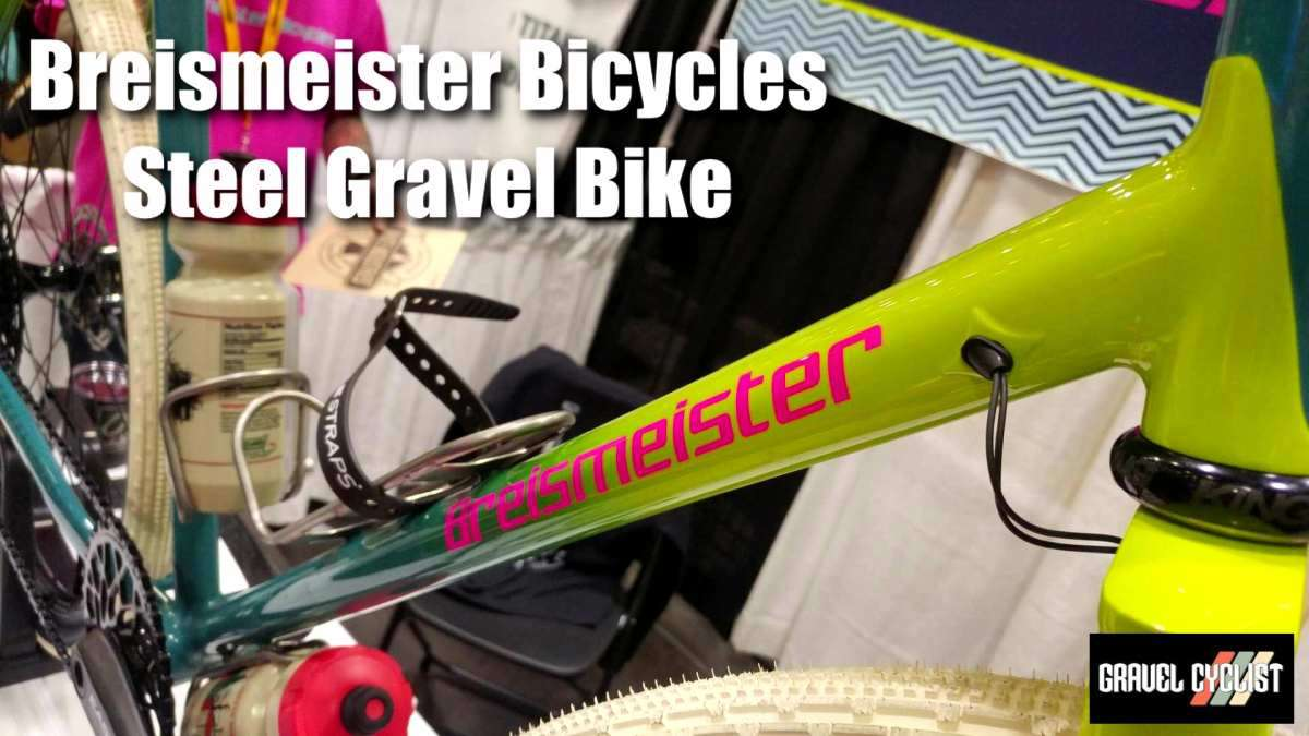 breismeister bicycles gravel bike nahbs 2019