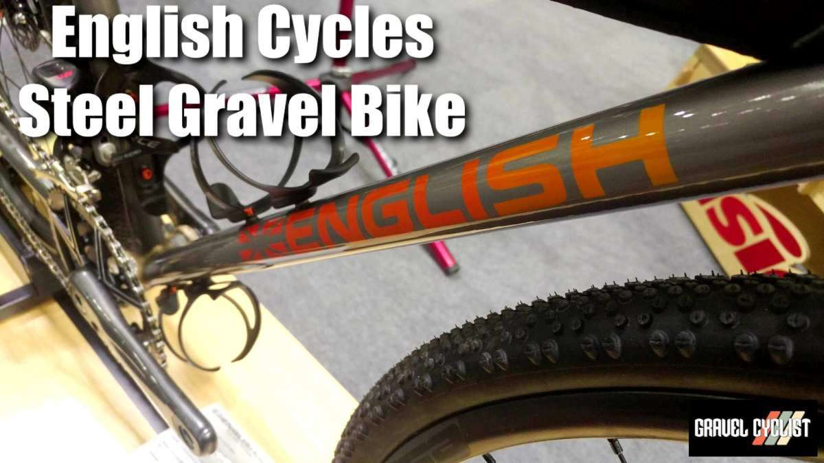 english cycles gravel bike nahbs 2019