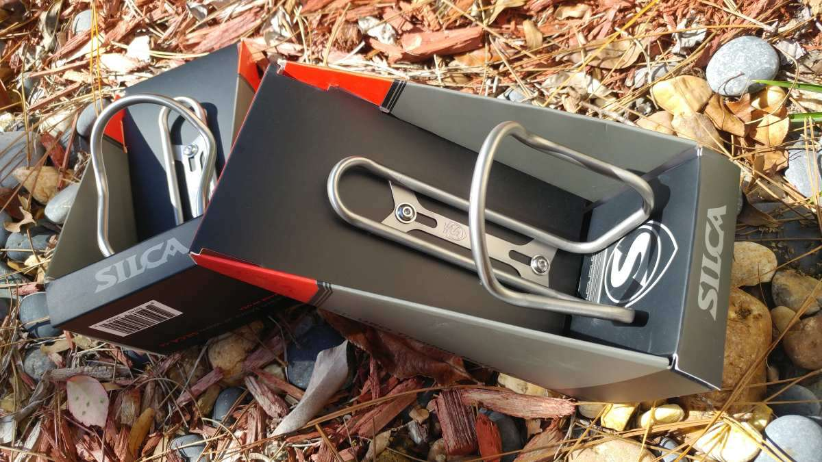 silca sicuro titanium bottle cage review