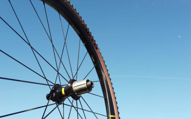 mavic allroad pro carbon sl gravel wheels