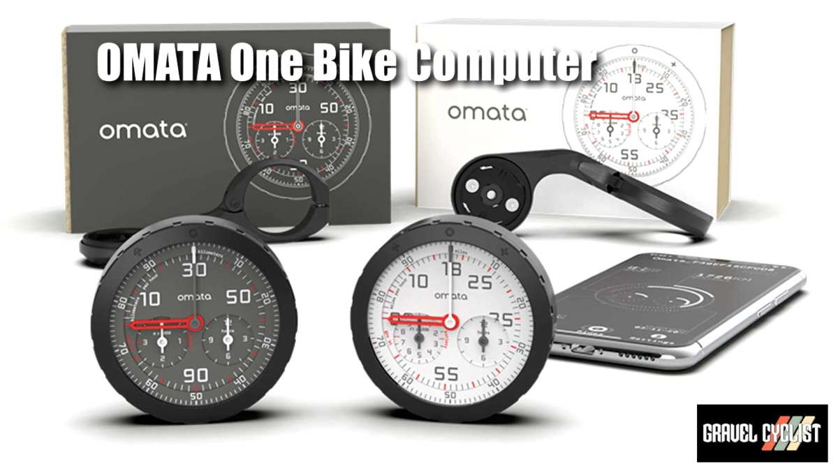 Omata One Cycling Computer