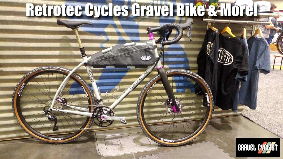 retrotec gravel bike nahbs 2019