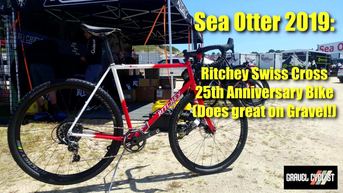 ritchey swiss cross 25th anniversary edition