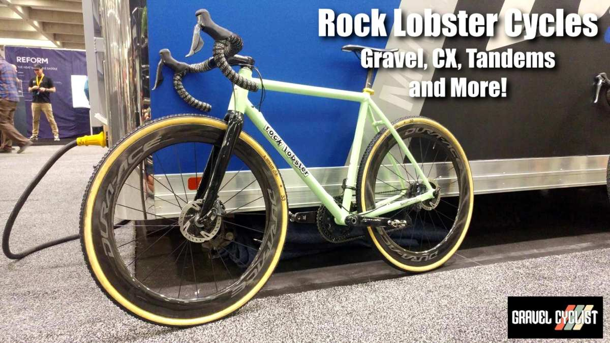 rock lobster cycles nahbs 2019