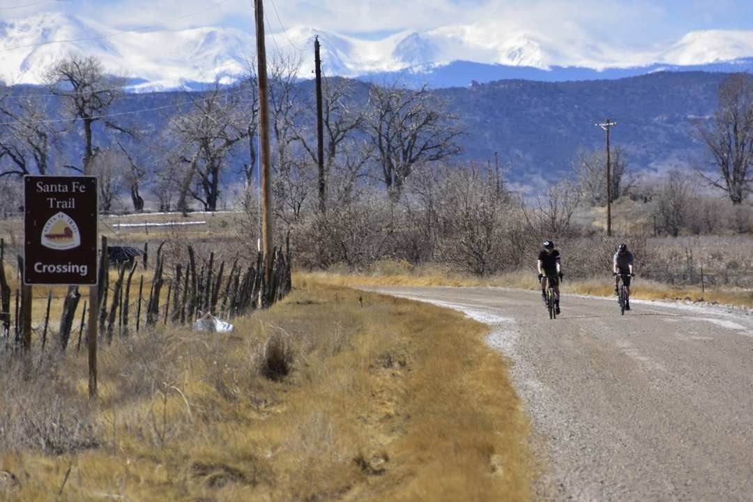 Gravel Adventure Cycling Tourism Campaign for Southeastern Colorado