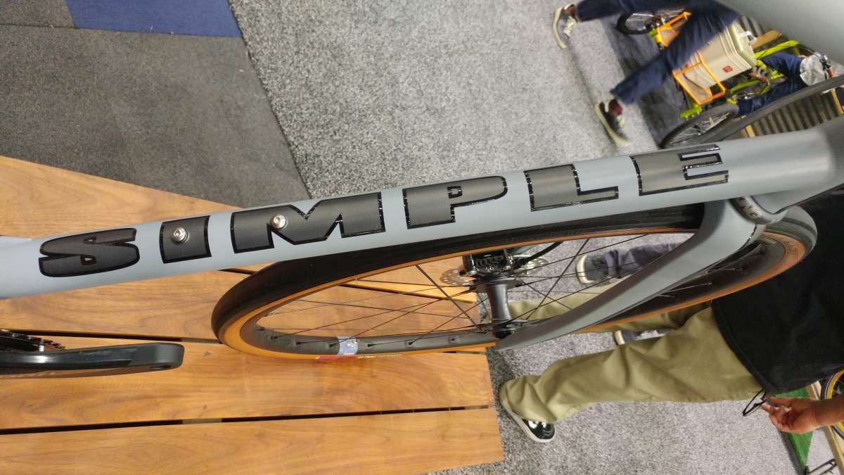 simple bicycle company nahbs 2019