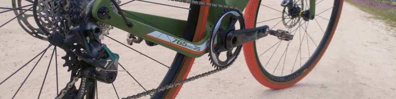 chainrings for 1x cranksets on gravel bikes
