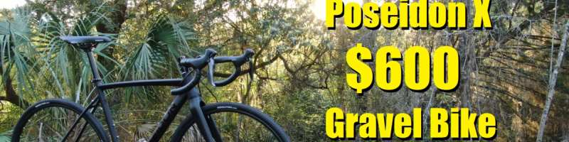 poseidon x gravel bike review