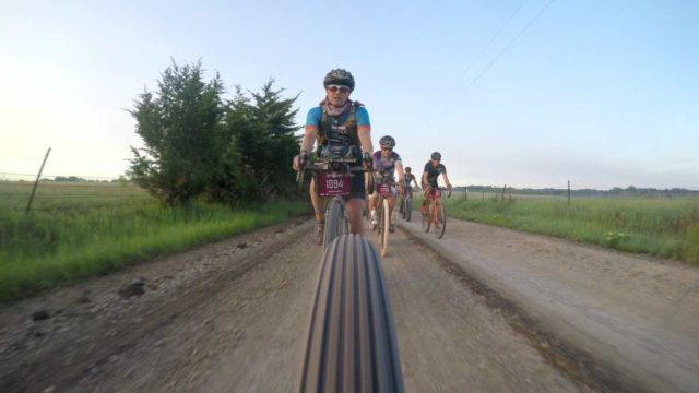 2019 dirty kanza race report