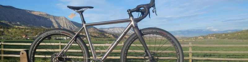 j guillem atalaya titanium gravel bike review
