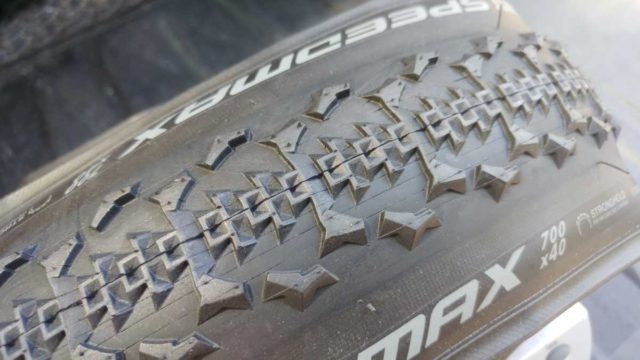ritchey speedmax gravel tire review