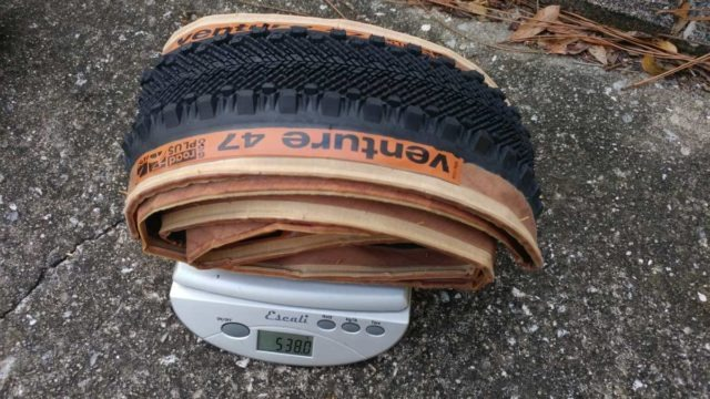 wtb venture tire review