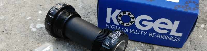kogel ceramic bearing bottom bracket review