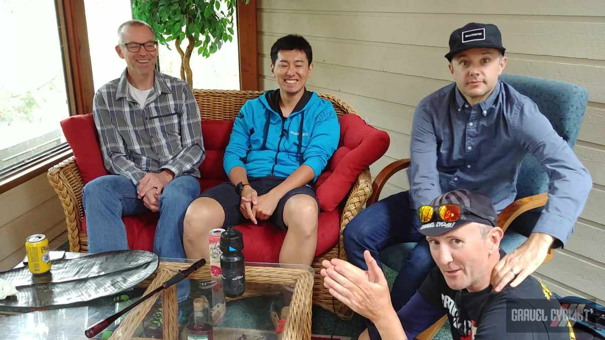 The Braintrust of Shimano GRX - Q&A with the GRX Team! - Gravel Cyclist: The Gravel Cycling Experience