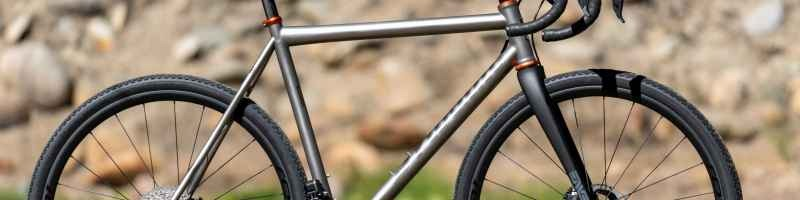mosaic cycles gt-1 titanium gravel bike