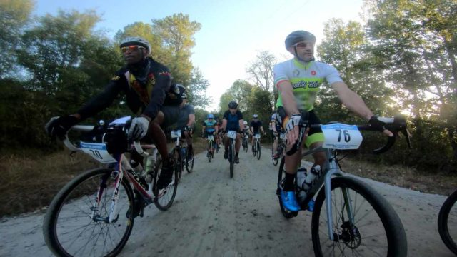 2019 spin the district husky100 gravel fondo