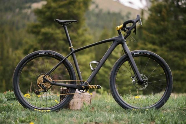 diy carbon bikes monster cross
