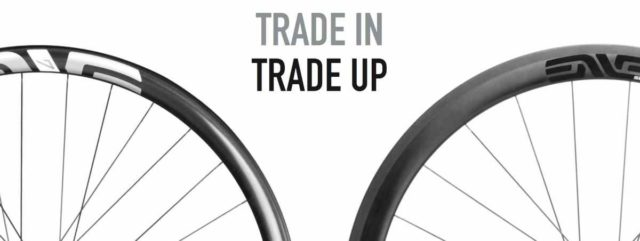 enve composites wheel trade in trade up