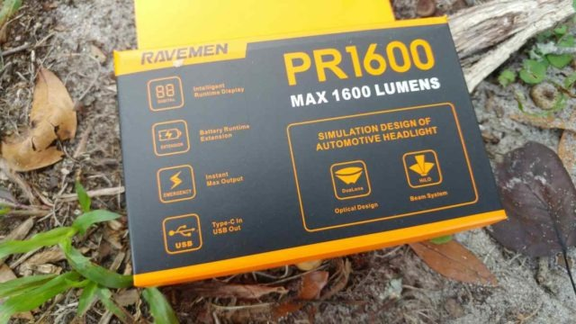 ravemen pr1600 light review
