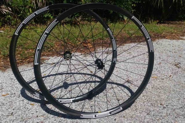 fse filament spin evolution wheelset review g28 32x gravel
