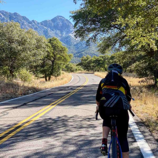 arizona gravel cycling routes
