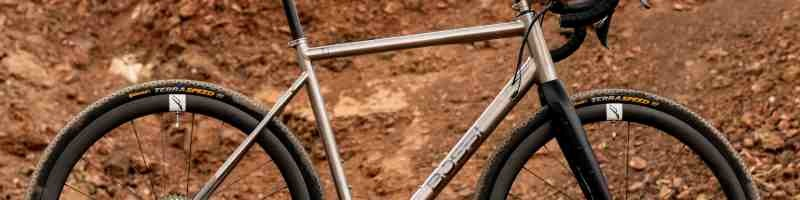 bossi bicycles grit titanium gravel bike review