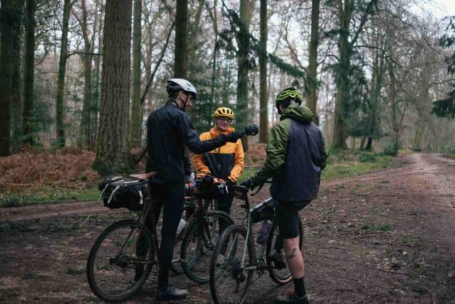 unpaved podcast uk gravel cycling