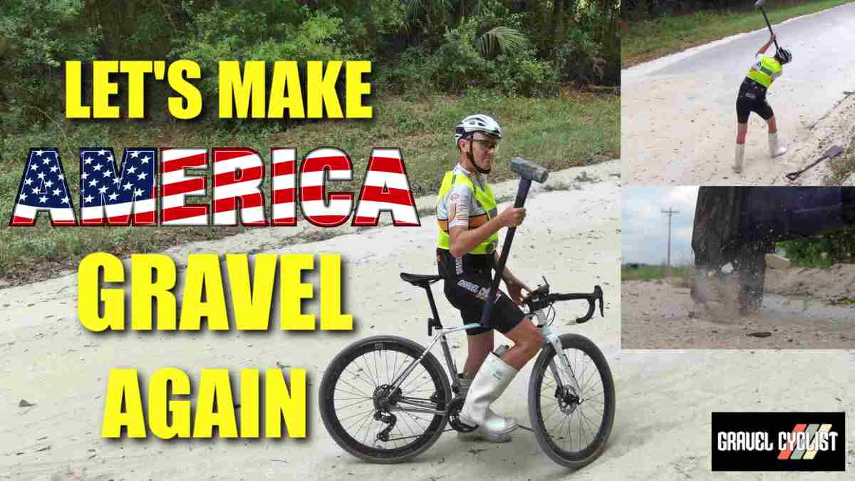 april fools gravel cyclist 2020