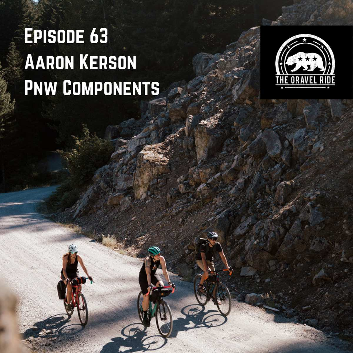 Podcast: Aaron Kerson of PNW Components & MTB influence in Gravel - Gravel Cyclist: The Gravel Cycling Experience