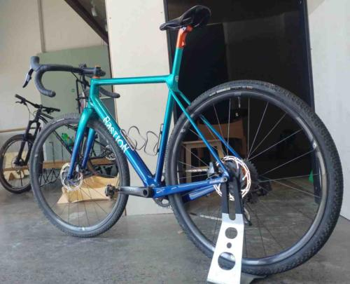 bastion cycles factory tour